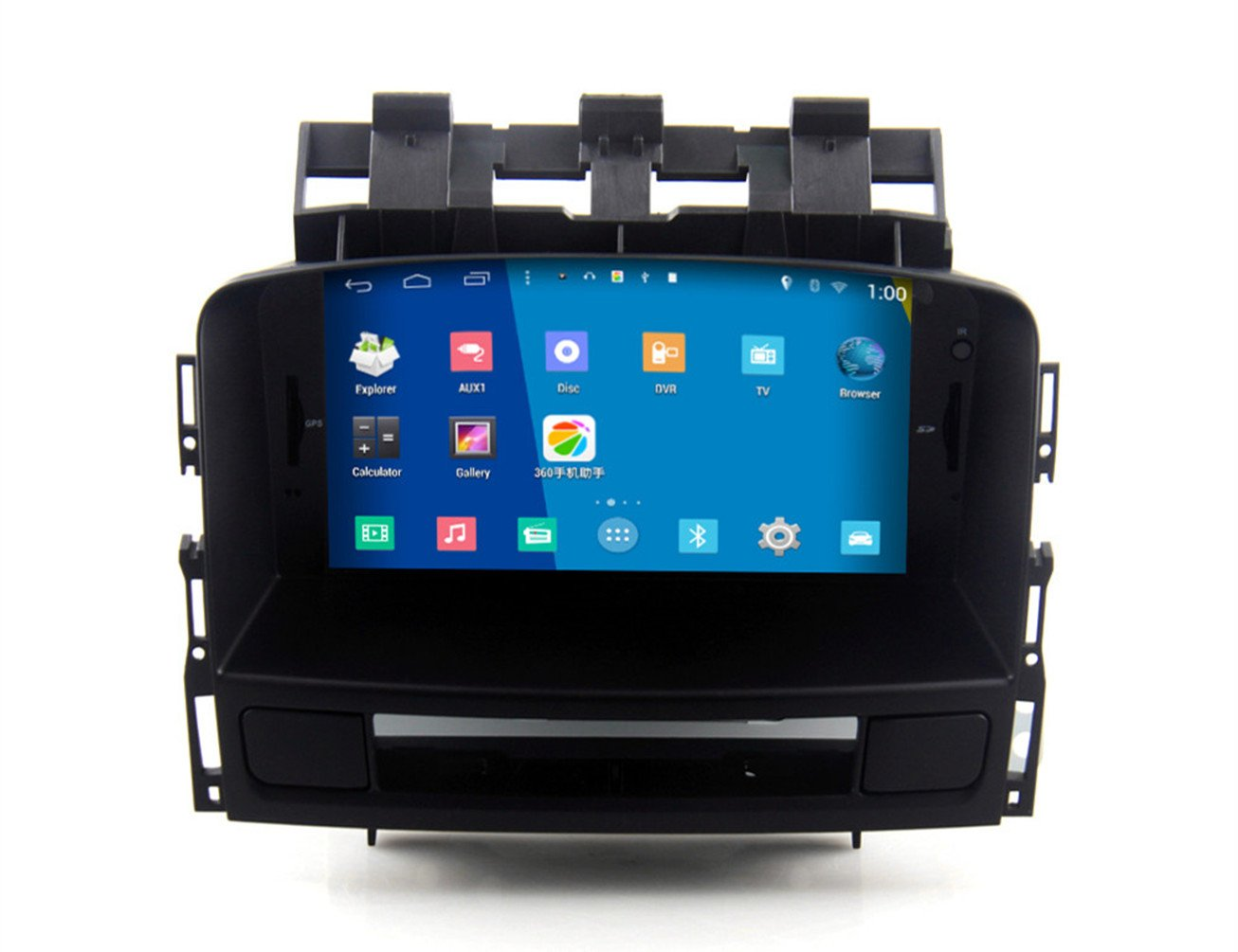 4gb android 8. 0 car gps for vauxhall opel astra j cd300 cd400 auto.