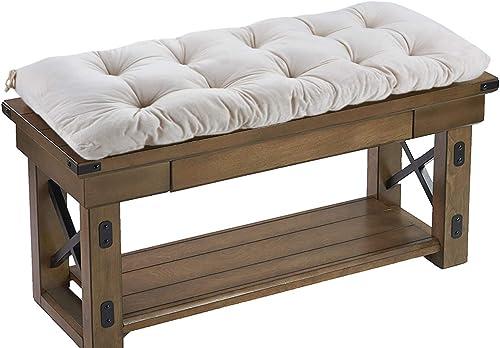 Big Hippo Indoor/Outdoor Patio Bench Cushion