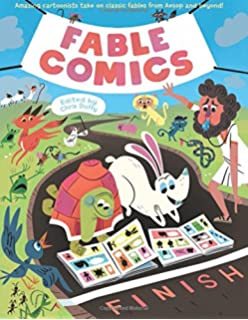 Fairy Tale Comics: Classic Tales Told by Extraordinary Cartoonists ...