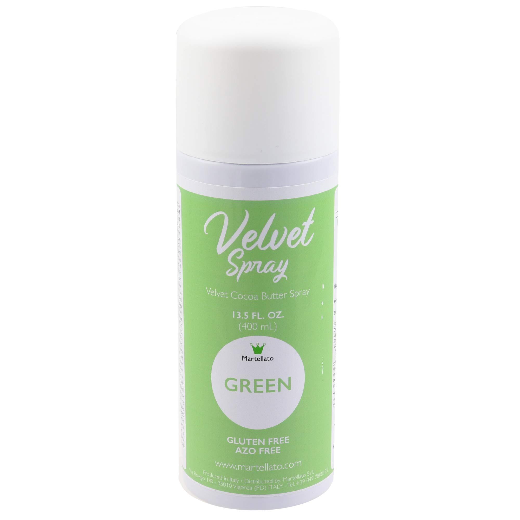 Martellato Green Velvet Spray 13.5 Ounce (400ml) by Martellato (Image #1)
