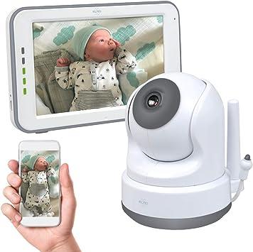 ELRO BC3000 Baby Monitor Royale HD Babyphone - Vigilabebés con ...