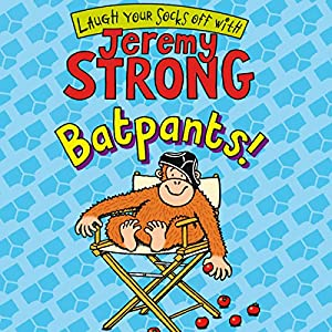 Batpants! Audiobook