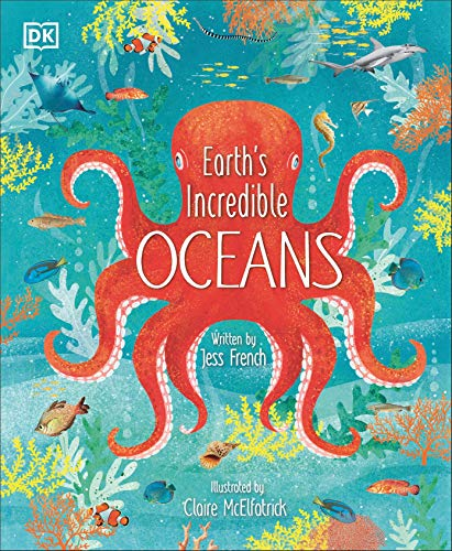 Book Cover: Earth's Incredible Oceans