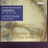 Johann Sebastian Bach: Kantaten BWV 16 / 153 / 65 / 154 (Kantaten für das Kirchenjahr Vol. 4)