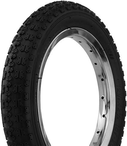 Scooter Tire 12-1//2 x 2-1//4 Kenda MX3 12.5 x 2.25 Kid/'s BMX Bike White