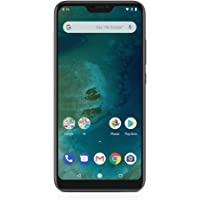 Xiaomi Mi A2 Lite Dual SIM - 64GB, 4GB RAM, 4G LTE, Black - International Version