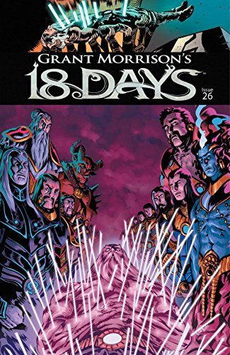 Amazon Grant Morrisons 18days Issue 26 The Fall Of Bheeshma