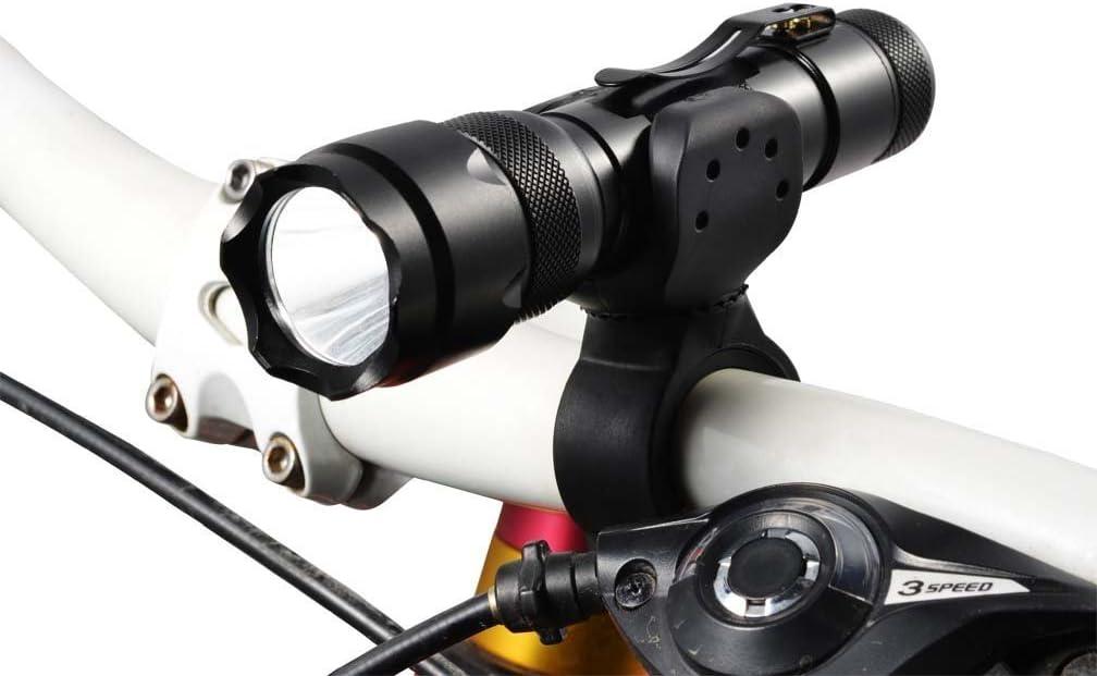 Canwelum - Faros LED Cree Ultra-brillante, luces para bicicletas ...
