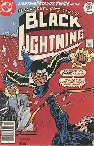Black Lightning (1st Series) #2 FN ; DC comic book