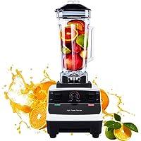 Delaspe Blender 2200 W High Power Smoothie Machine 2L Grote Capaciteit Hoge Snelheid Blender voor Milkshake Smoothie Sap…