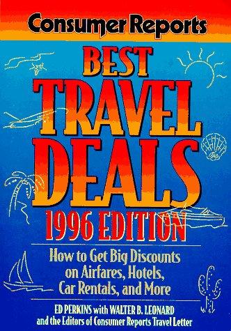 Consumer reports best travel deals