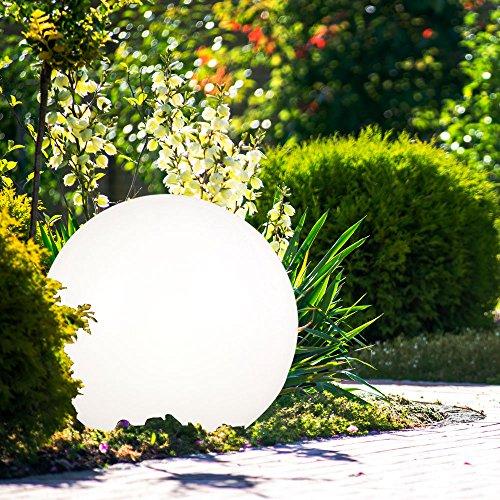 Eclairage Exterieur Boule. Boule Lumineuse Gaa Par Induction Mm De ...