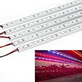 10PCS LED Grow Light Strips,10W 36PCS Red Leds,Plant Grow Light for Aquarium Greenhouse Hydroponics Vegetable Flowers For Sale
