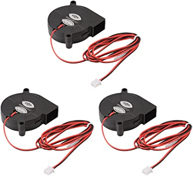 XCSOURCE® 3pcs Brushless DC 12V 0.18A 5015 Ventilador de ...