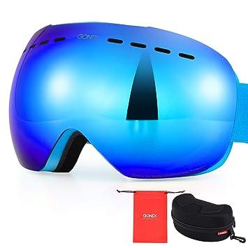 edeabe39e83f Gonex OTG Ski Goggles