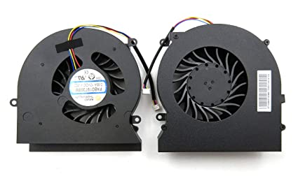 The Cheapest Price New For Msi Gt62vr 6re Gt62vr 7re Dominator Pro Cpu Fan Pabd19735bm-n322 In Many Styles Fans, Heat Sinks & Cooling