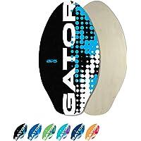 Talla /única SULOV SNAKEBOARD-5 Dream Wave Tabla Unisex Color Negro//Amarillo