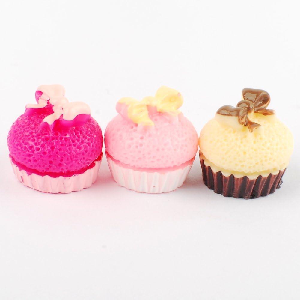 1//12 Dollhouse Miniature Kitchen Food Cakes Dessert Accessory Donut Z0K9