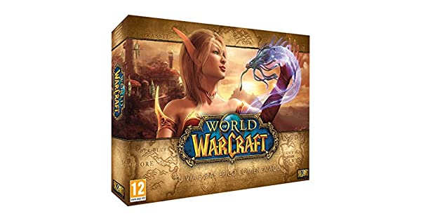 World Of Warcraft 5.0: Amazon.es: Videojuegos