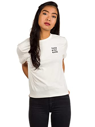 001cca0a22921b T-Shirt Women Vans Clan Baby T-Shirt  Amazon.co.uk  Clothing