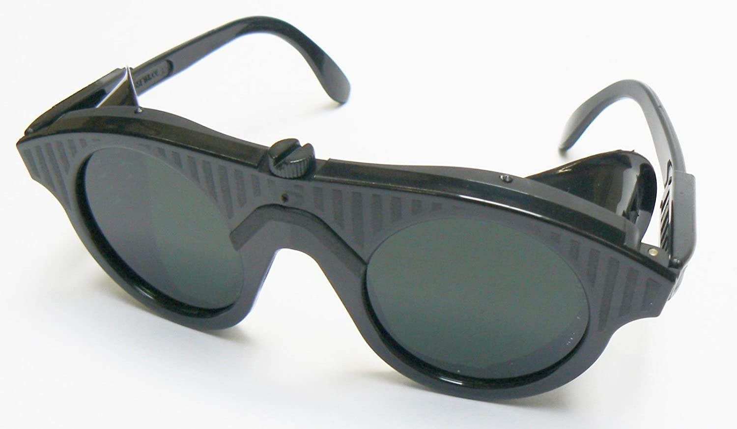 385e63626b Amazon.com  SAFETY GLASSES PROTECTIVE GLASSES SHADE 10 GOGGLES FOR MELTING    SOLDERING (E 5)  Beauty