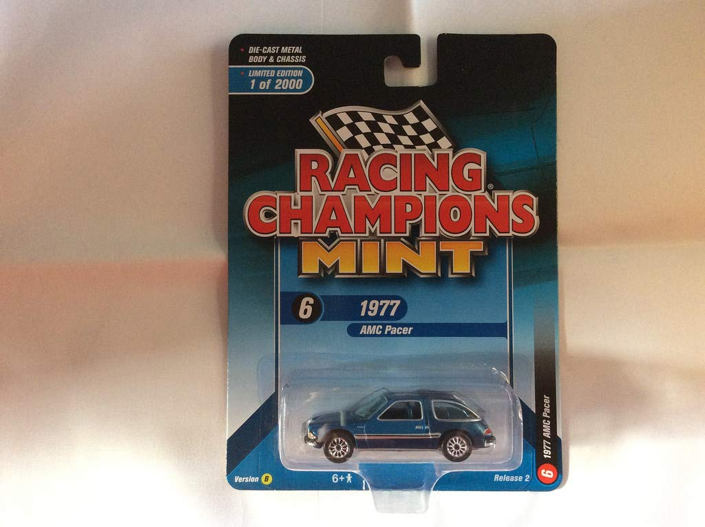 Racing Campeones Mint 1977 AMC Cinta de Correr: Amazon.es ...