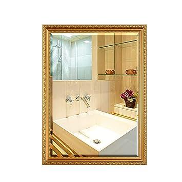 Amazoncom Bathroom Mirror Mirror European Bathroom Wall Dressing