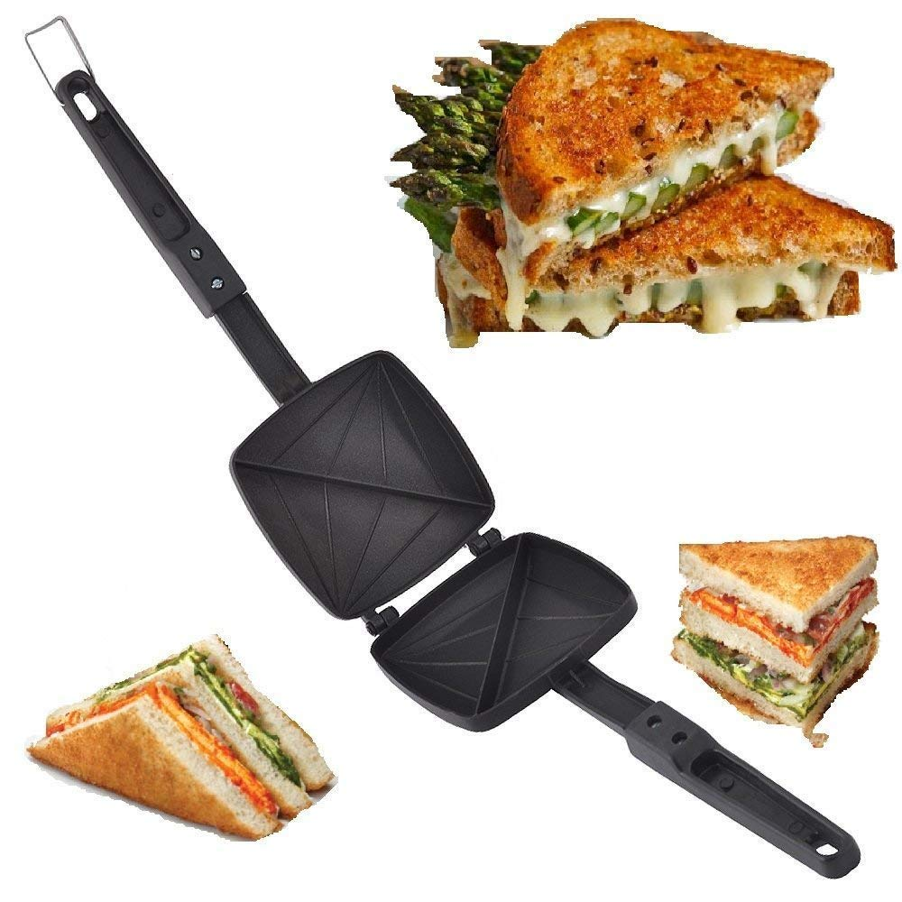 Grill Toaster,Sandwich Maker,Sandwich Toaster,Sandwich maker nonstick,Sandwich maker pan,sandwich pan,Toaster,Grill Sandwich Maker,Toaster Sandwich Maker,Gas Sandwich Toaster
