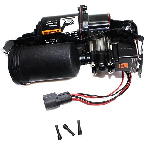 Aire Compresor De Suspensión Para Lincoln Town Car 98 – 02 con secador de aire