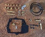 FOUR 4 New Carb Rebuild Big Kit Kits Honda Goldwing GL1000 1975 1976 1978 1979
