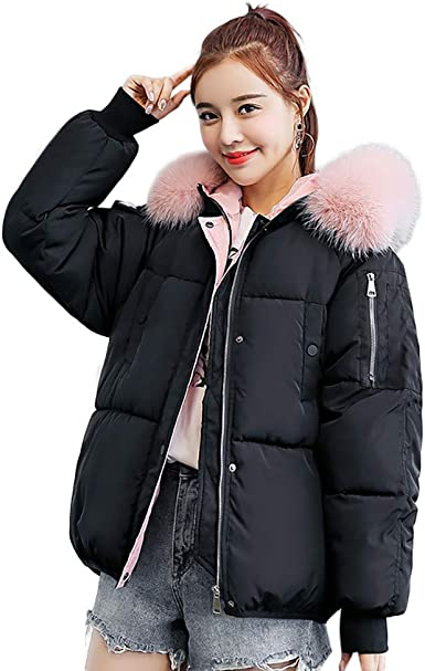 Show-Show-Fashion/&coats Arrival Womens Winter Jackets Hooded Warm Thicken Female Coat Jacket Long Cotton Padd,Beige,XL