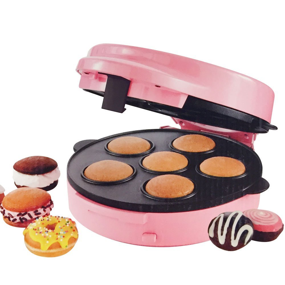Mini Dessert Maker by Sunbeam - Makes delicious mini brownies, mini donuts and mini whoopie pies!