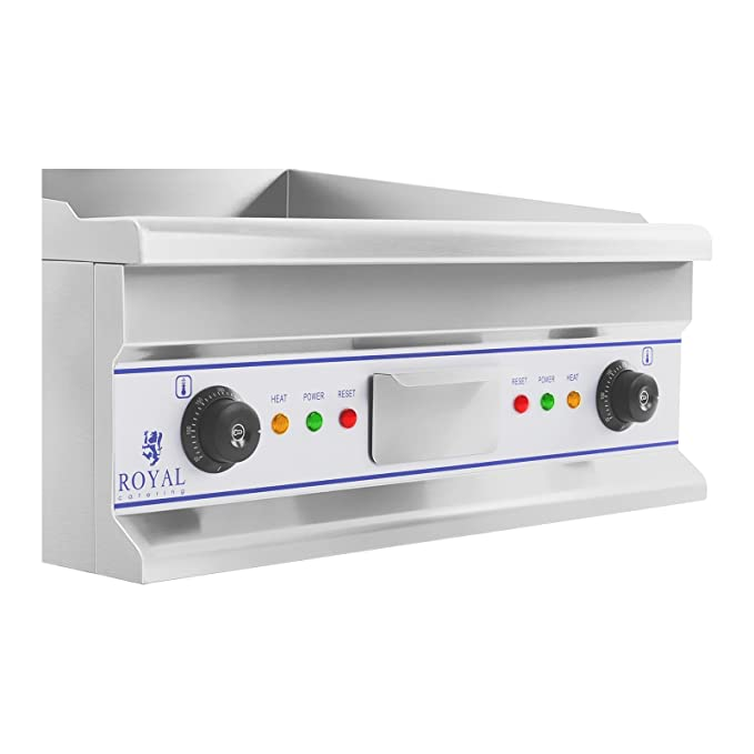 Royal Catering RCG 60S Plancha Grill Electrica Cocina ...