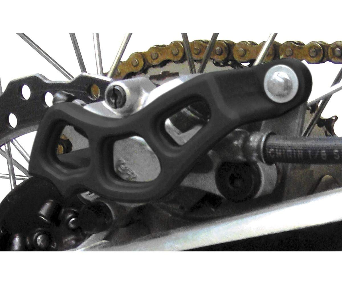 TM Designworks Brake Caliper Guard Black for Honda CRF RMZ RMX 05-11 T.M. Designworks RBG-SUZ-BK tr-971827