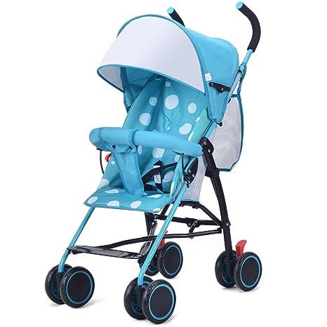 Cochecitos de bebé Ultra-light Mini paraguas portátil para niños ...