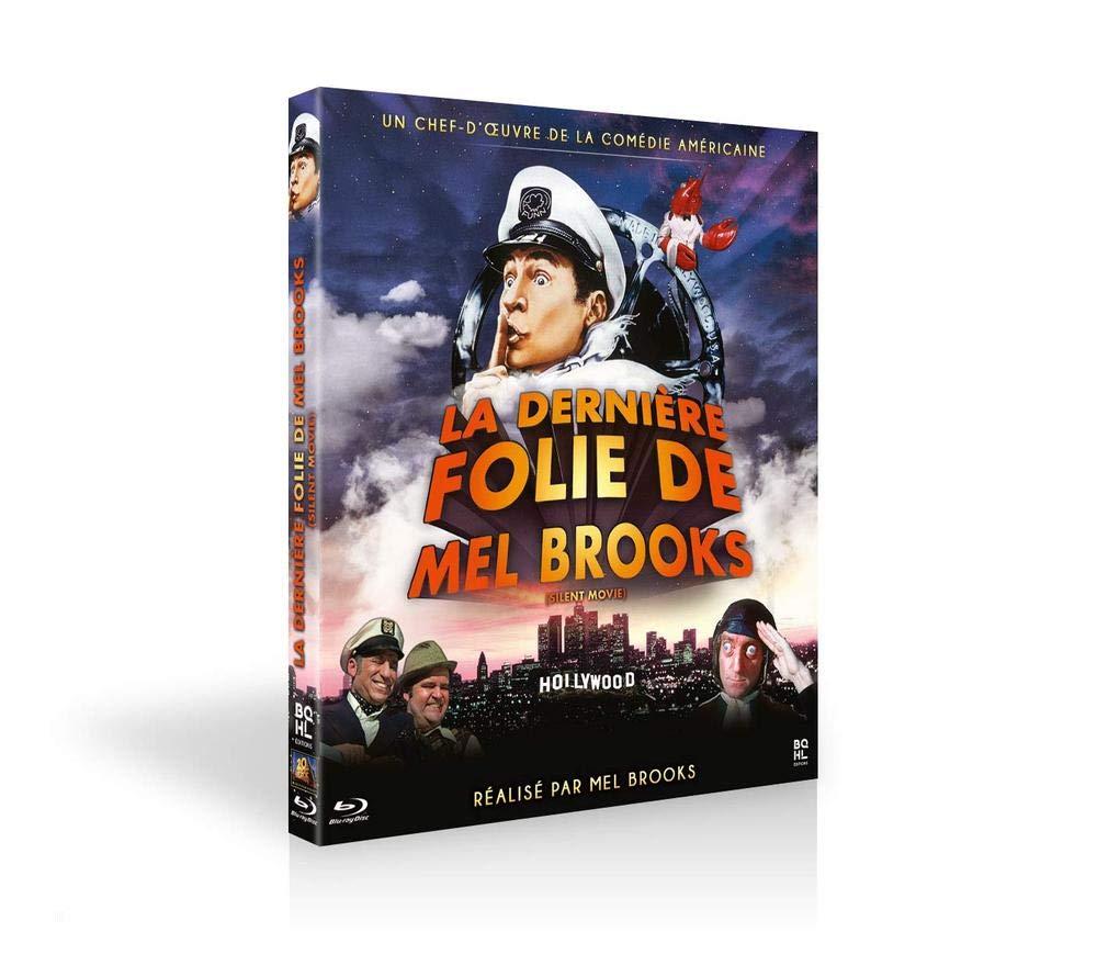 La Dernière folie de Mel Brooks [Francia] [Blu-ray]: Amazon ...