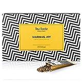 Tea Forte Single Steeps Loose Leaf Tea Sampler Warming Joy