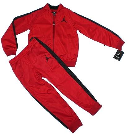67c5bf18f7ce Amazon.com  Nike Jordan Jumpman Boy Jacket Tracksuit Pants Outfit ...