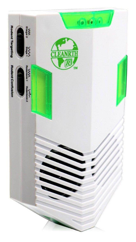 CLEANRTH CR008 Advanced Ultrasonic Rodent Repelling System | Superior Rodent Repeller by CLEANRTH