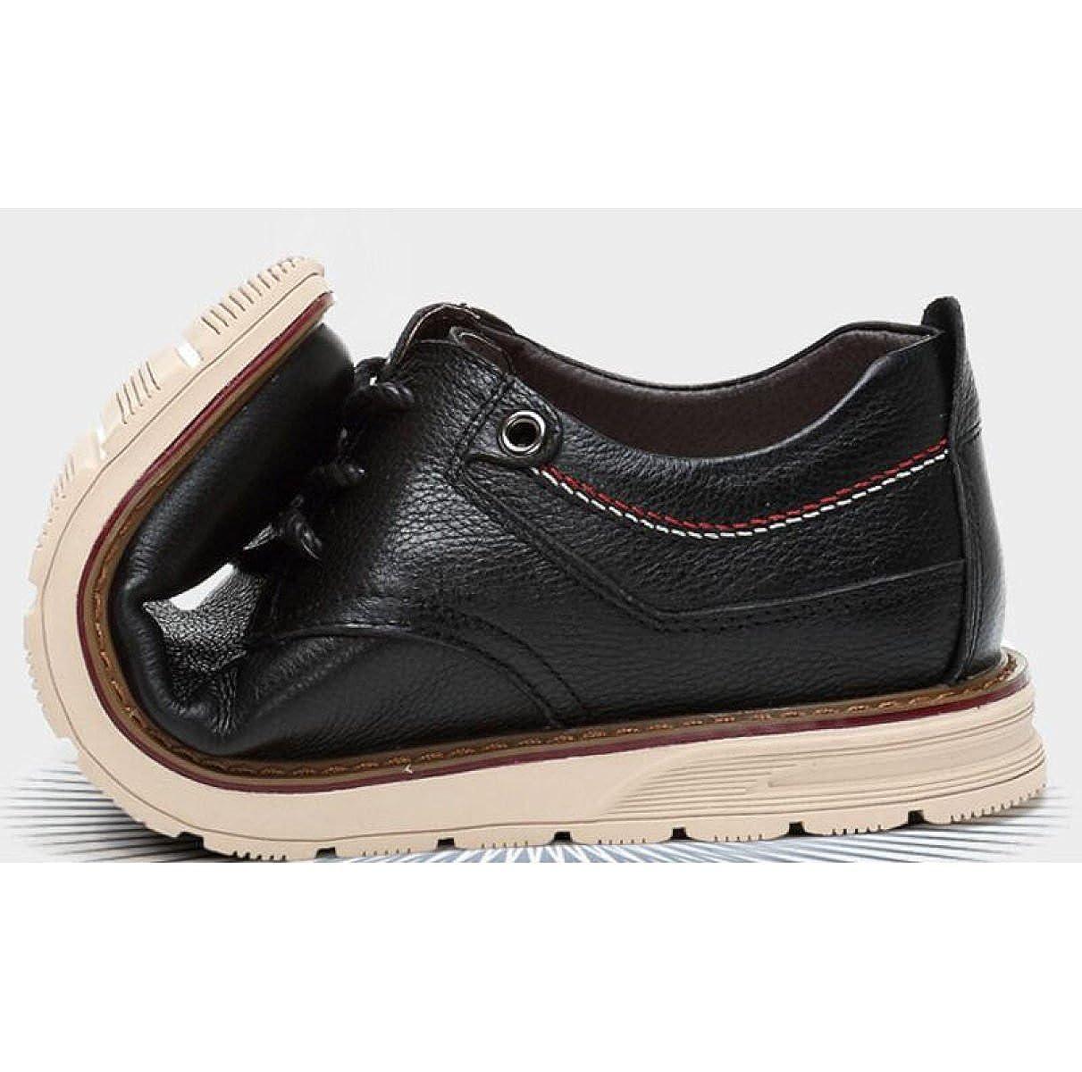 GTYMFH GTYMFH GTYMFH Los Zapatos De Los Hombres De Cuero De Los Hombres La Moda El Encaje Los Zapatos Casuales Cómodos Zapatos De Conducción 3391a0