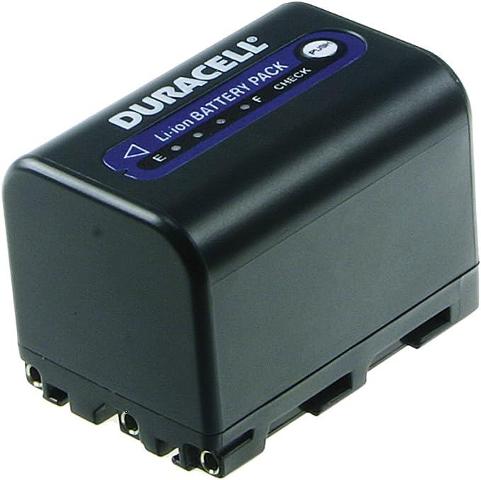 Duracell Dr9599 Li Ion Camcorder Ersetzt Akku Für Kamera