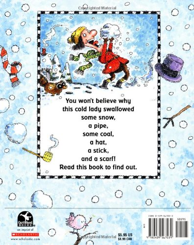 Amazon.com: There Was a Cold Lady Who Swallowed Some Snow ...