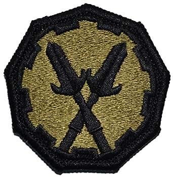 Amazon.com: 290th Military Police Brigade Scorpion Patch