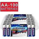 ACDelco AA Super Alkaline Batteries, 100 Count