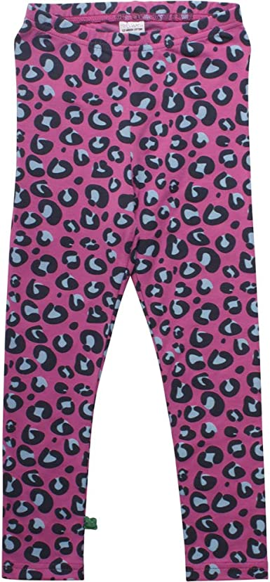 Freds World by Green Cotton Baby-M/ädchen Star Solid Leggings