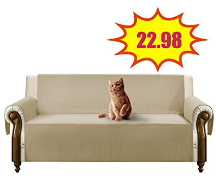 Groovy Jiater Improved Non Slip Pet Dog Sofa Slipcovers Living Room Couch Covers Furniture Protectors Off White Loveseat Bralicious Painted Fabric Chair Ideas Braliciousco