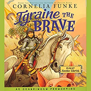 Igraine the Brave Audiobook