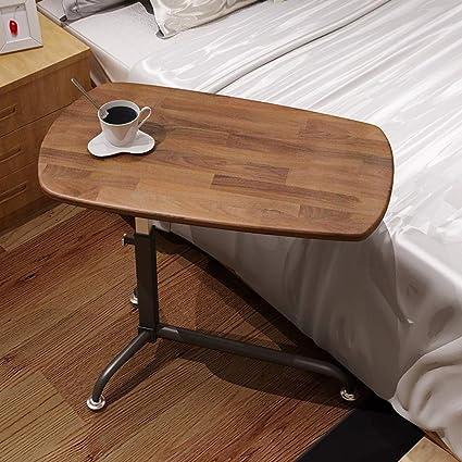 Mesa para Ordenador Plegable Soporte para Laptop Portátil de Aluminio,Base Ajustable y Plegable,