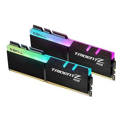 G.Skill F4-3200C16D-16GTZRX - kit de memoria DDR4 16GB (2x8GB ...