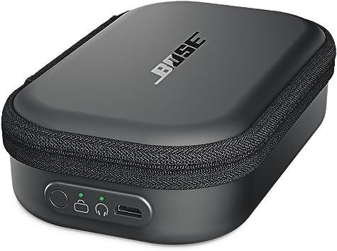 Bose - Estuche portátil con función de Carga para audífonos SoundSport: Amazon.es: Electrónica
